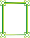 Ornament picture frame Royalty Free Stock Photo