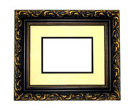Picture frame with decor Royalty Free Stock Images