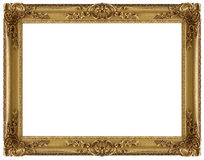 Picture frame with a decorative pattern royalty free stock photography