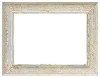 Picture frame with a decorative pattern Stock Photography