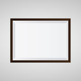 Picture frame design for image or text Eps 10 vector illustration Royalty Free Stock Photo