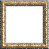 Picture frame generated isolated texture royalty free stock images