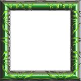 Picture frame generated  texture Stock Photo