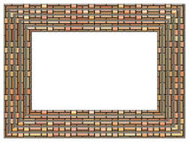 Picture frame generated texture royalty free stock photography