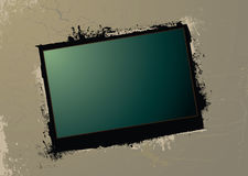 Picture frame grunge Royalty Free Stock Images