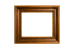 Picture frame - insert image Stock Photography