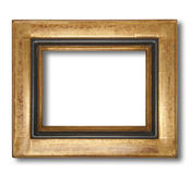 Picture frame, isolated Stock Photography