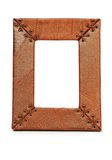 Picture frame isolated Royalty Free Stock Photography