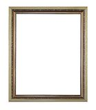 Picture frame isolated Stock Image