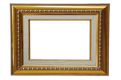 Picture frame isolated Royalty Free Stock Photo