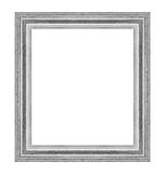 Picture frame isolated on white Stock Photography