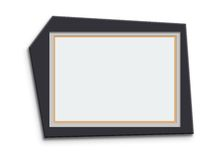 Picture frame Stock Images