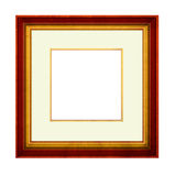 Picture Frame with mount Royalty Free Stock Photos