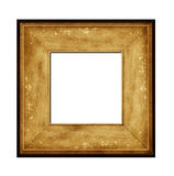 Picture Frame with mount Royalty Free Stock Images