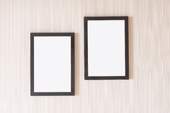 Picture frame and Photo Royalty Free Stock Photography