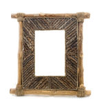 Picture frame with ropes Stock Images