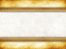 Picture frame and scratch texture Royalty Free Stock Photo
