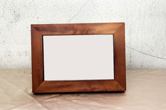 Picture frame with space still life. Picture stock images