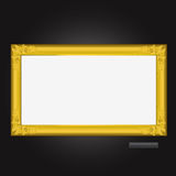 Picture frame vector 1 Stock Photo