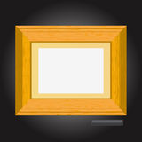 Picture frame vector 2 Royalty Free Stock Photography