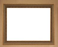 Picture frame on wall Royalty Free Stock Image