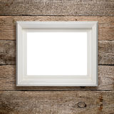 Picture frame on wall Royalty Free Stock Photo