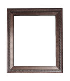 Picture frame. On white background Royalty Free Stock Images