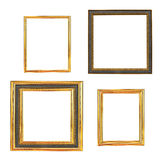 Picture frame  on white Royalty Free Stock Photo