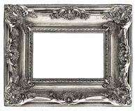 Picture frame on white background Stock Image