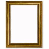 Picture frame wood frame Stock Image