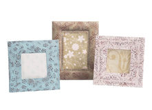 Picture Frames Stock Images