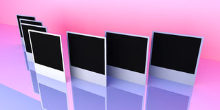 Picture Frames Royalty Free Stock Photography