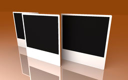 Picture Frames Stock Image