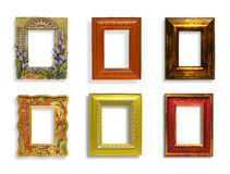 Picture Frames Royalty Free Stock Photo
