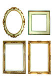 Picture frames Stock Photos