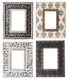 Picture frames Royalty Free Stock Images