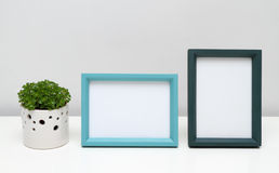 Picture Frames for Home Decoration. Stock Images