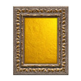 Picture frames isolated on white Royalty Free Stock Photography