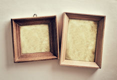 Picture frames Stock Photography