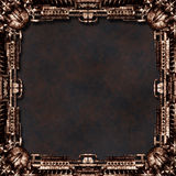 Picture Frames technically and rusty Royalty Free Stock Photos