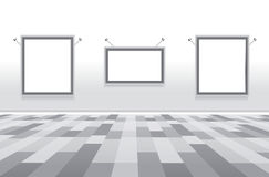 Picture gallery Royalty Free Stock Photos