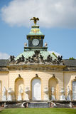 Picture Gallery in Park Sanssouci, Potsdam, Germany Royalty Free Stock Images