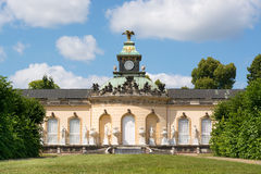 Picture Gallery in Park Sanssouci, Potsdam, Germany Stock Image