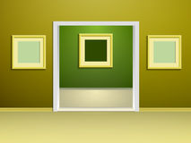 Picture gallery Royalty Free Stock Photo