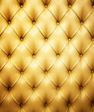 Picture of genuine leather. Sepia picture of genuine leather upholstery Royalty Free Stock Photo
