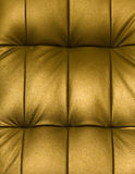 Picture of genuine leather upholstery Stock Images