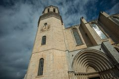 Old cathedral Royalty Free Stock Image