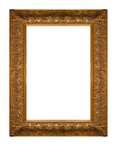 Picture gold frame Royalty Free Stock Photos