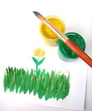 Picture of grass Royalty Free Stock Photo