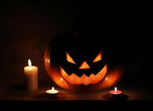 Picture of halloween holiday background Royalty Free Stock Photos